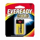 Bateria Alcalina Gold 9 V Eveready