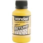 Betume Líquido 100 ml Vonder para verniz ou selador