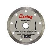 Disco Corte Diamantado Concreto 110mm x 20mm Cortag