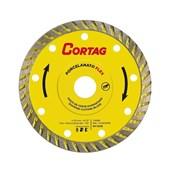 Disco Corte Diamantado Porcelanato Flex 115mm Cortag