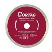 Disco Corte Diamantado Profissional 180mm x 22,2 mm Cortag
