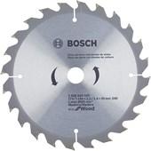 Disco de Serra Circular Cinza 184x20mm - Ecoline Bosch