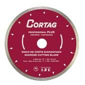 Disco Diamantado Profissional 200 x 25,4mm Cortag