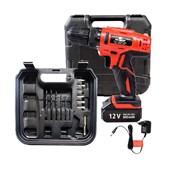 Parafusadeira Furadeira Bateria 12 V PFW012 Worker